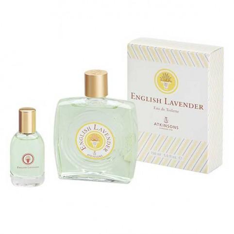 Estuche Regalo Eau de Toilette English Lavender Atkinsons - ATKINSONS. Perfumes Paris