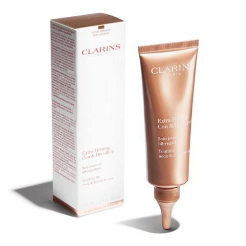 CLARINS EXTRA FIRMING CUELLO & ESCOTE 75ML - CLARINS. Perfumes Paris