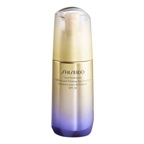 Emulsión Vital Perfection Uplifting And Firming Day Emulsion 75 ml Shiseido - SHISEIDO. Perfumes Paris