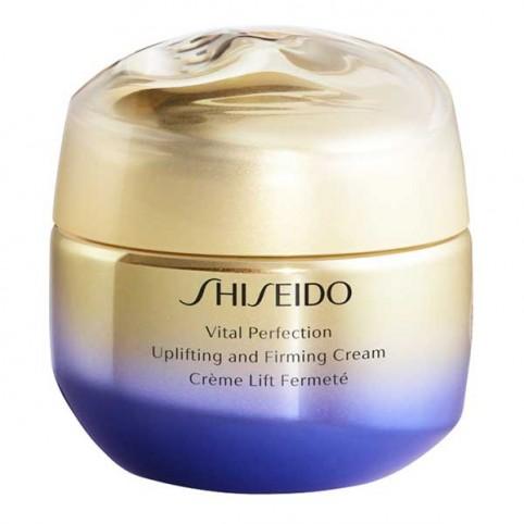 Crema antiarrugas Vital Perfection Uplifting And Firming Cream 50 ml Shiseido - SHISEIDO. Perfumes Paris