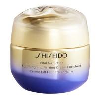Crema antiarrugas Vital Perfection Uplifting And Firming Cream Enriched Shiseido - SHISEIDO. Comprar al Mejor Precio y leer opiniones