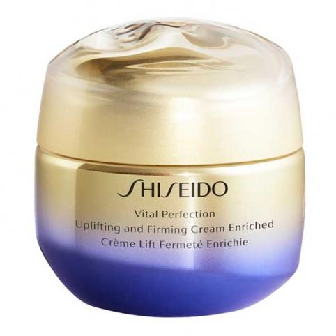 Crema antiarrugas Vital Perfection Uplifting And Firming Cream Enriched 50 ml Shiseido - SHISEIDO. Perfumes Paris