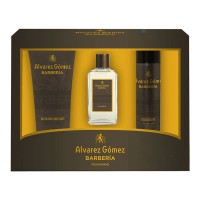 Estuche Barbería pour Homme Eau de Parfum Flacon Alvares Gómez - ALVAREZ GOMEZ. Comprar al Mejor Precio y leer opiniones