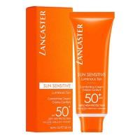Lancaster Sun Sensitive Luminous Tan Delicate Comforting Cream SPF 50 - LANCASTER. Comprar al Mejor Precio y leer opiniones