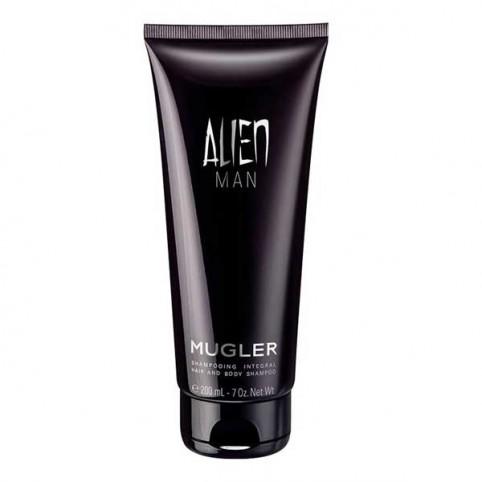 Mugler Alien Man Hair & Body Shampoo - MUGLER. Perfumes Paris