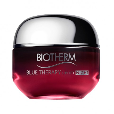 Biotherm Blue Therapy Crema Algas Rojas Noche - BIOTHERM. Perfumes Paris