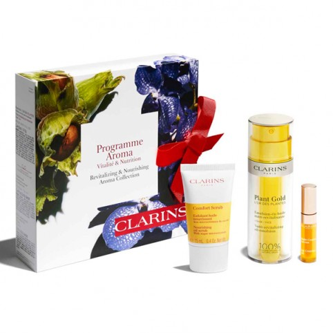 Set CLARINS Plant Gold - CLARINS. Perfumes Paris
