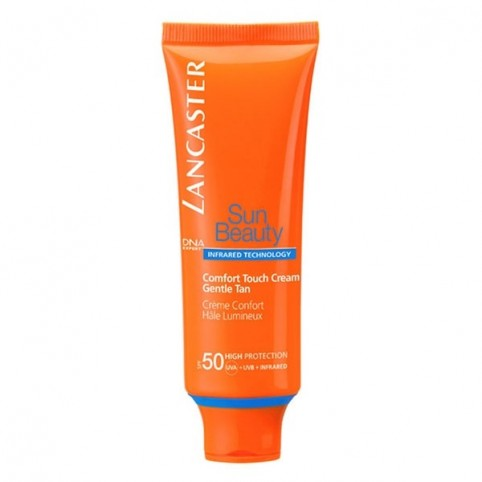 Sun Beauty Comfort Touch Cream SPF50 50ml - LANCASTER. Perfumes Paris