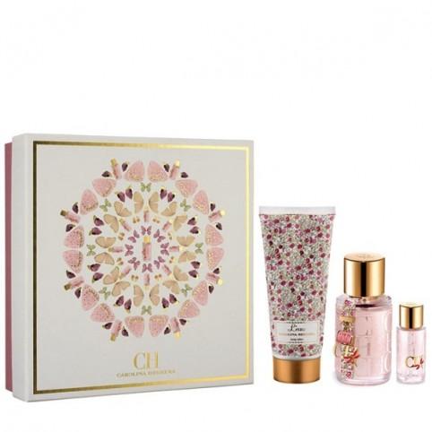 Set CH L'Eau - CAROLINA HERRERA. Perfumes Paris
