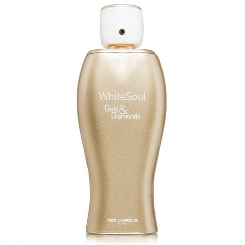 White Soul Gold & Diamonds EDP 100ml - TED LAPIDUS. Perfumes Paris
