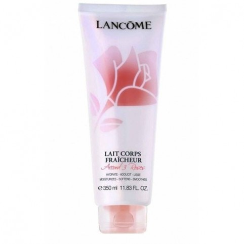 Body La Rose Lait 350ml - LANCOME. Perfumes Paris