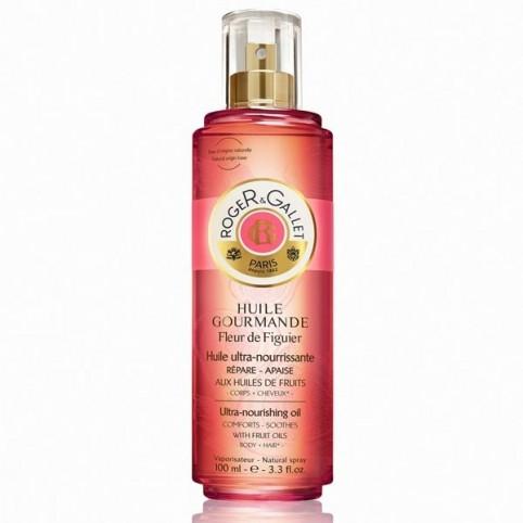 Fleur de Figuer Aceite Cuerpo 100ml - ROGER & GALLET. Perfumes Paris