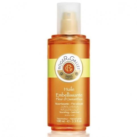 Osmanthus Beauty Oil 100ml - ROGER & GALLET. Perfumes Paris