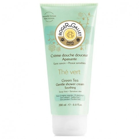The Vert Gel Ducha 200ml - ROGER & GALLET. Perfumes Paris