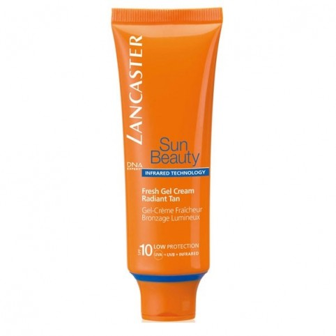 Sun Beauty Gel-Crema Refrescante SPF10 50ml - LANCASTER. Perfumes Paris