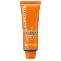 Sun Delicate Skin Soothing Cream Spf50+ 50 ml - LANCASTER. Comprar al Mejor Precio y leer opiniones