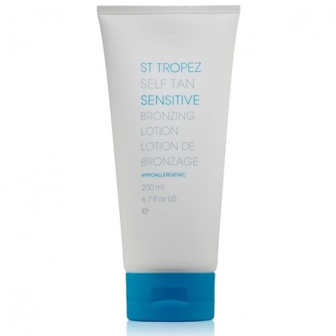 Self Tan Sensitive Bronzing Cuerpo - SAINT TROPEZ. Perfumes Paris