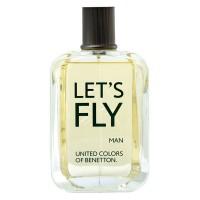 Let's Fly Men EDT 100ml - BENETTON. Comprar al Mejor Precio y leer opiniones