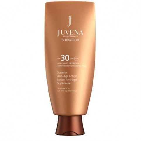 Sun Superior Lotion Corps SPF30 150ml - JUVENA. Perfumes Paris