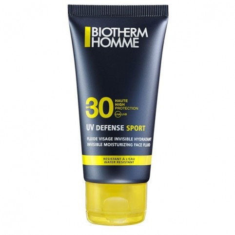 UV Defense Sport Face SPF30 50ml - BIOTHERM. Perfumes Paris