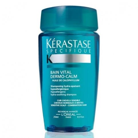 Dermo Calm Champu Vital 250ml - KERASTASE. Perfumes Paris