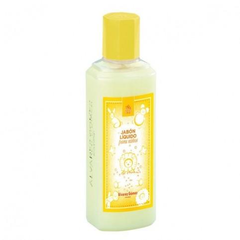 Jabón Líquido para niños 300ml - ALVAREZ GOMEZ. Perfumes Paris