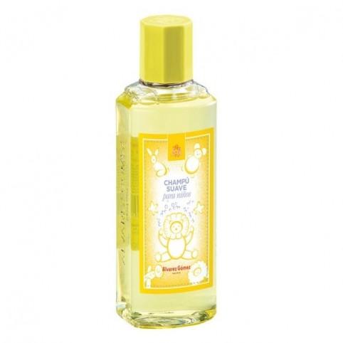 Champú Suave para Niños 300ml - ALVAREZ GOMEZ. Perfumes Paris