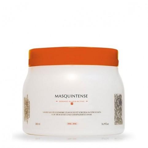 Nutritive Mascarilla Masquintense Finos 500ml - KERASTASE. Perfumes Paris