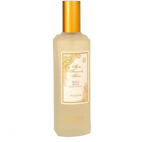 Agua Fresca de Flores Rosa Roja EDT 175ml - ALVAREZ GOMEZ. Perfumes Paris