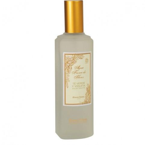 Agua Fresca de Flores Té Verde y Violeta EDT - ALVAREZ GOMEZ. Perfumes Paris
