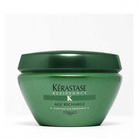 Resistance Mascarilla Age Recharge 200ml - KERASTASE. Perfumes Paris