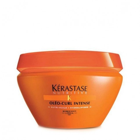 Nutritive Mascarilla Oleo Curl Intense 200ml - KERASTASE. Perfumes Paris