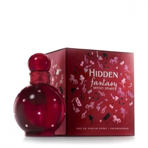 Britney Spears Hidden Fantasy EDP - BRITNEY SPEARS. Perfumes Paris
