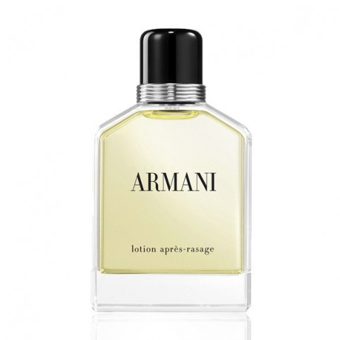 Armani Pour Homme After Shave Lotion 100ml - ARMANI. Perfumes Paris