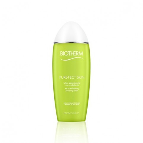 Purefect Skin Loción Piel Normal-Mixta 200ml - BIOTHERM. Perfumes Paris