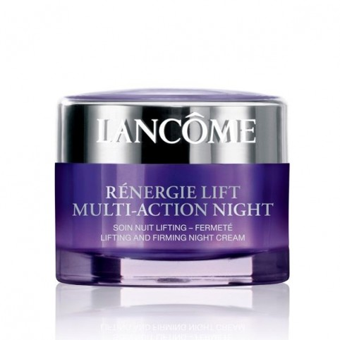 Rénergie Multi-Lift Action Crema Noche 50ml - LANCOME. Perfumes Paris