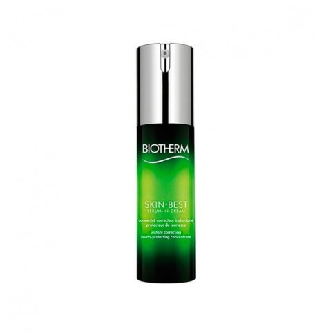 Skin Best Serum en Crema 50ml - BIOTHERM. Perfumes Paris