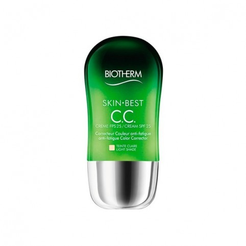 Skin Best CC Cream SPF 25 Tono Claro 30ml - BIOTHERM. Perfumes Paris