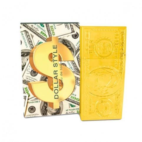 Dollar Style for Men EDT 100ml - . Perfumes Paris