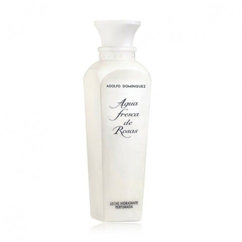 Agua Fresca de Rosas Body Milk 500ml - ADOLFO DOMINGUEZ. Perfumes Paris