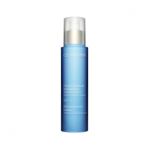 Multi-Hidratante Desalterante Bi-Serum Fluido SPF15 - CLARINS. Perfumes Paris