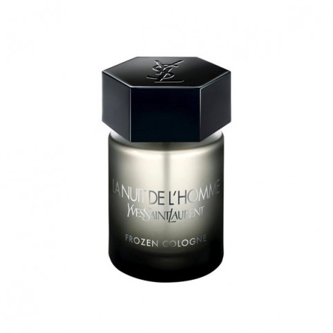 La Nuit de l'Homme Frodzen Cologne EDT 100ml - YVES SAINT LAURENT. Perfumes Paris