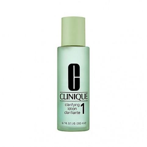 Loción Clarificante 1 Piel Seca 200ml - CLINIQUE. Perfumes Paris