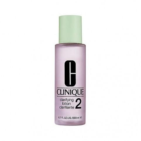 Loción Clarificante 2 Piel Mixta 200ml - CLINIQUE. Perfumes Paris