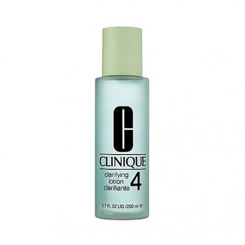 Loción Clarificante 4 Muy Grasa 200ml - CLINIQUE. Perfumes Paris