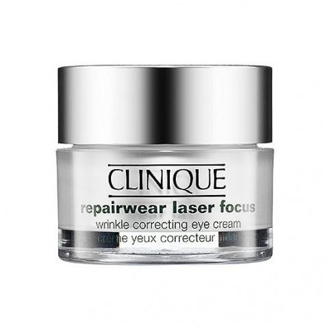 Repairwear Crema Ojos Laser Focus Wrinkle Correcting 15ml - CLINIQUE. Perfumes Paris