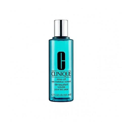 Ojos Rinse-Off Eye Makeup Solvent de 125ml - CLINIQUE. Perfumes Paris