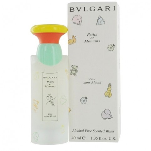 Bvlgari Petit et Mamans Sin Alcohol 100ml - BVLGARI. Perfumes Paris