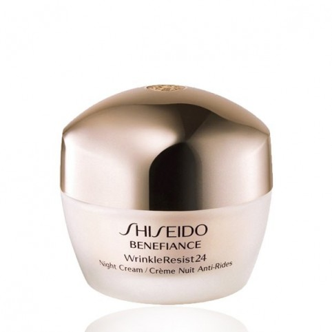 Shiseido Benefiance Antirides 24h Night 50ml - SHISEIDO. Perfumes Paris