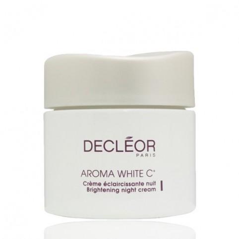 Decleor Aroma White C Crema Eclaircissante Nuit 50ml - DECLEOR. Perfumes Paris